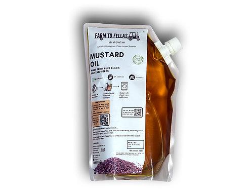Mustard Oil (1 Litre)