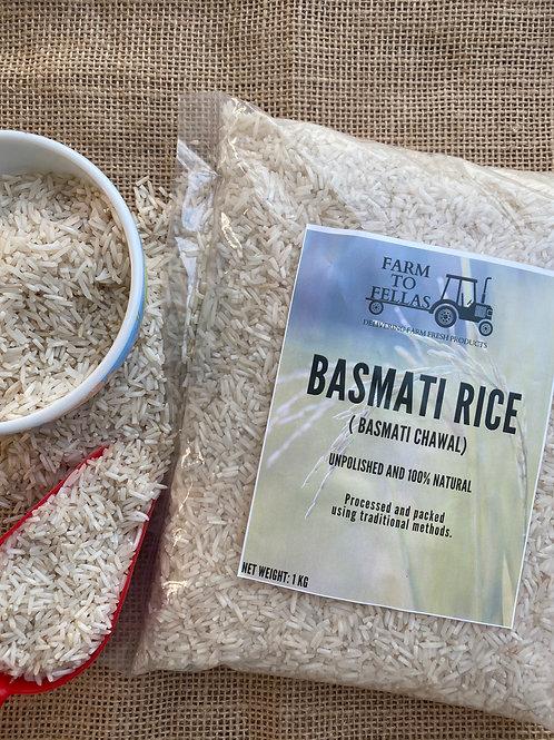 Basmati Rice (1.0 Kg)