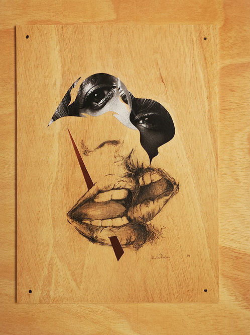 Wood - Desire - Original