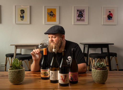 VANGUARDIST WINES - MEET THE MAKER - MICHAEL J CORBET