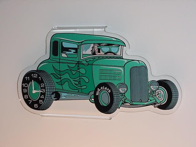 clark roadster