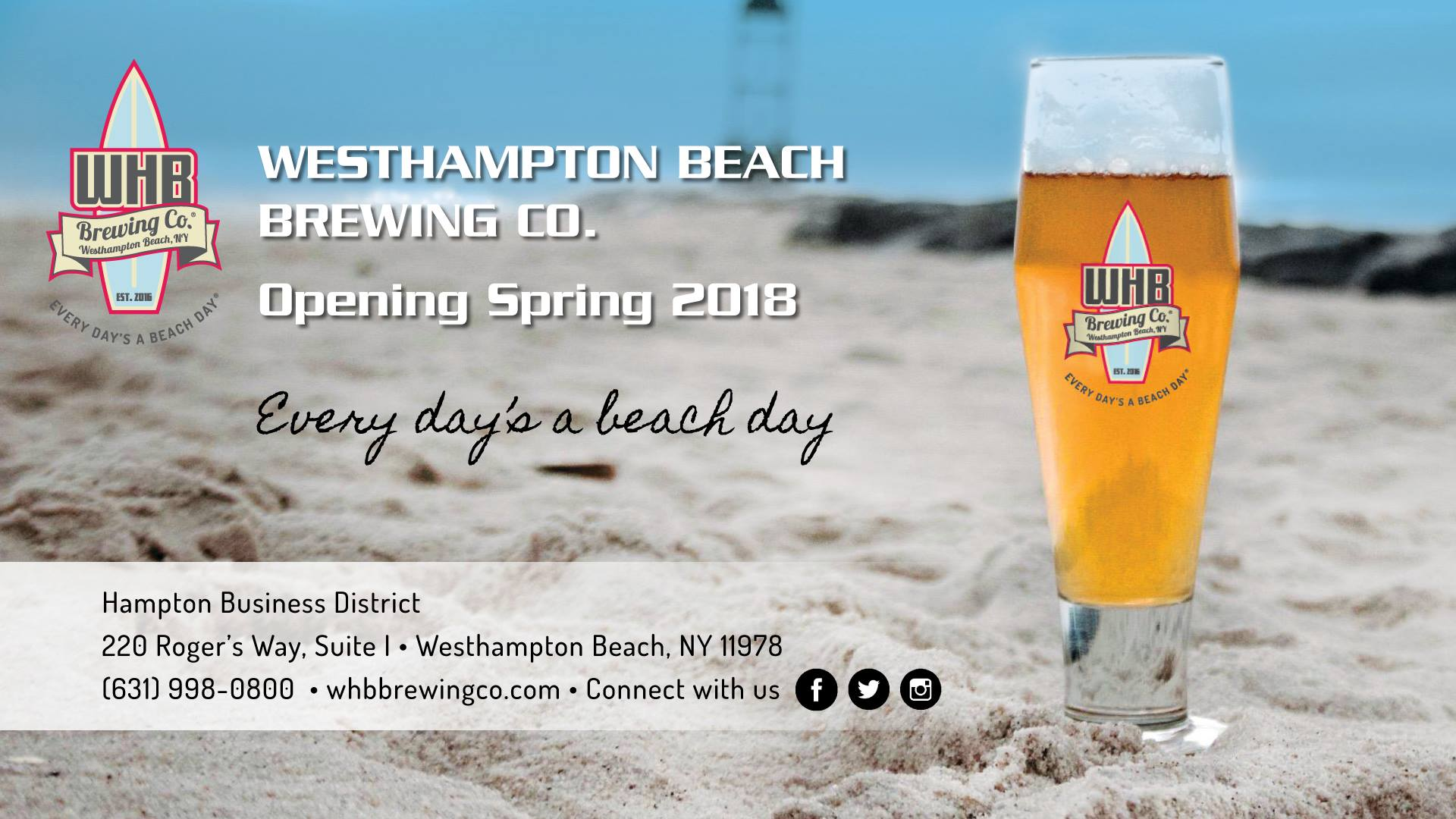 Westhampton Beach Brewing Co.