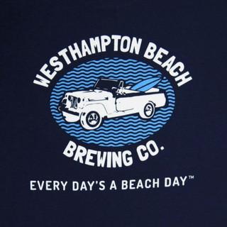 Westhampton Beach Brewing Co. t-shirt graphic
