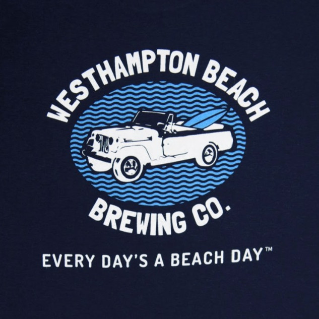 Westhampton Beach Brewing Co. t-shirt graphic