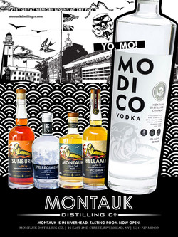Montauk Distilling Co.