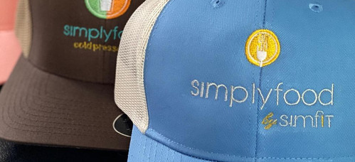 Simply Food by Simfit hats