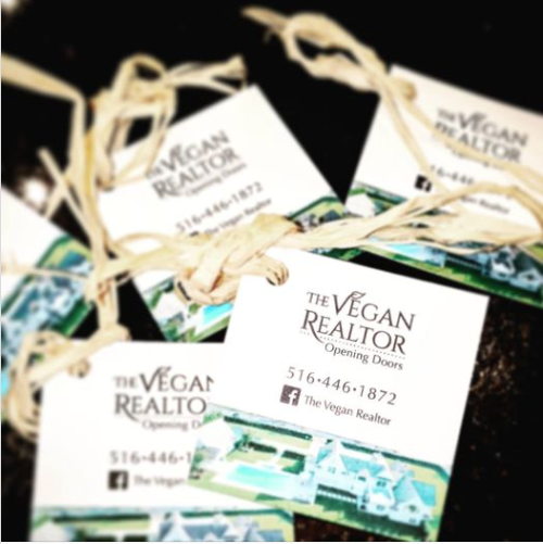 Vegan Realtor Tags