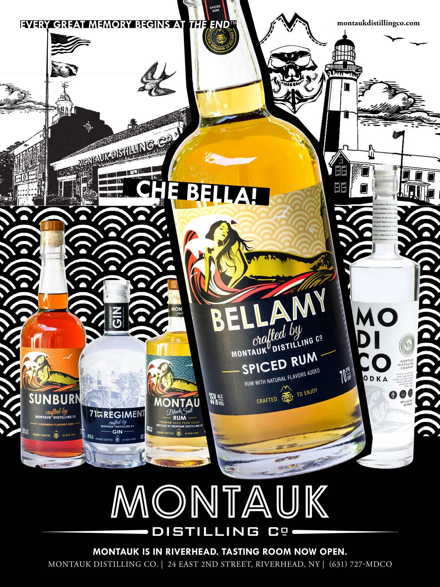 Montauk Distilling Co.