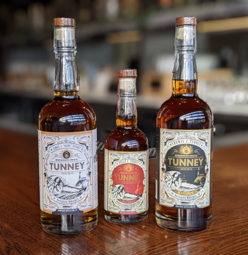 Montauk Distilling Co. Tunney Bourbons