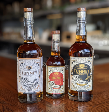 Montauk Distilling Co. Tunney Bourbons