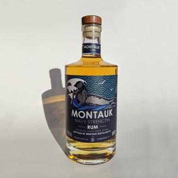 Montauk Distilling Co. Navy Strength Rum