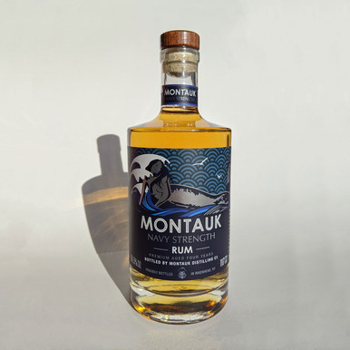 Montauk Distilling Co. Navy Strength Rum