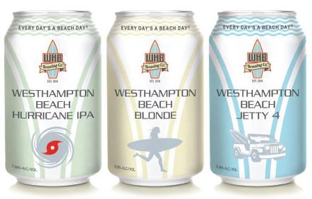 Westhampton Beach Brewing Co. Beer