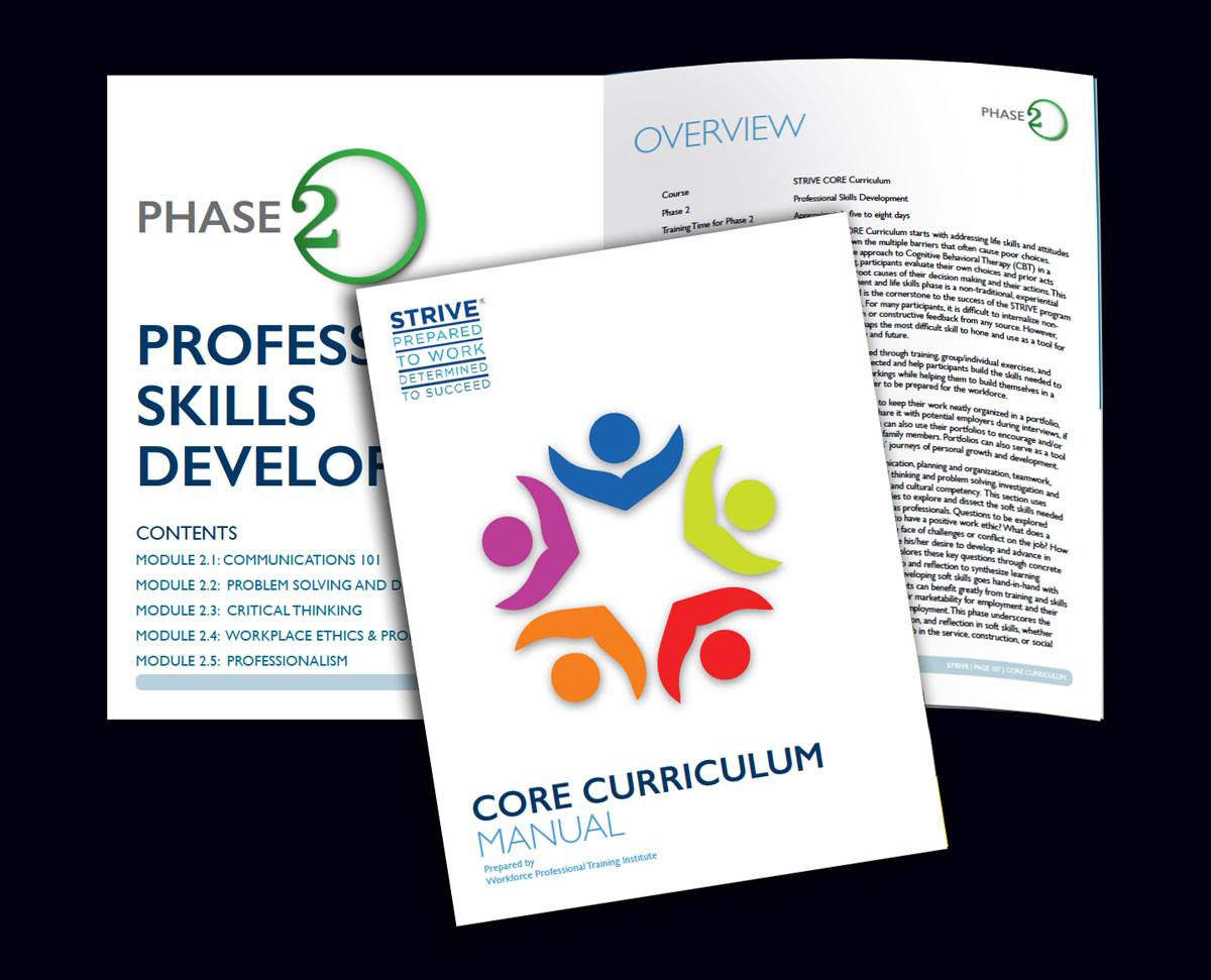 STRIVE Core Curriculum Manual