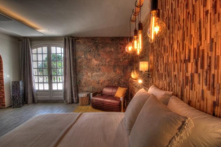 L'authentique - Chambre de luxe