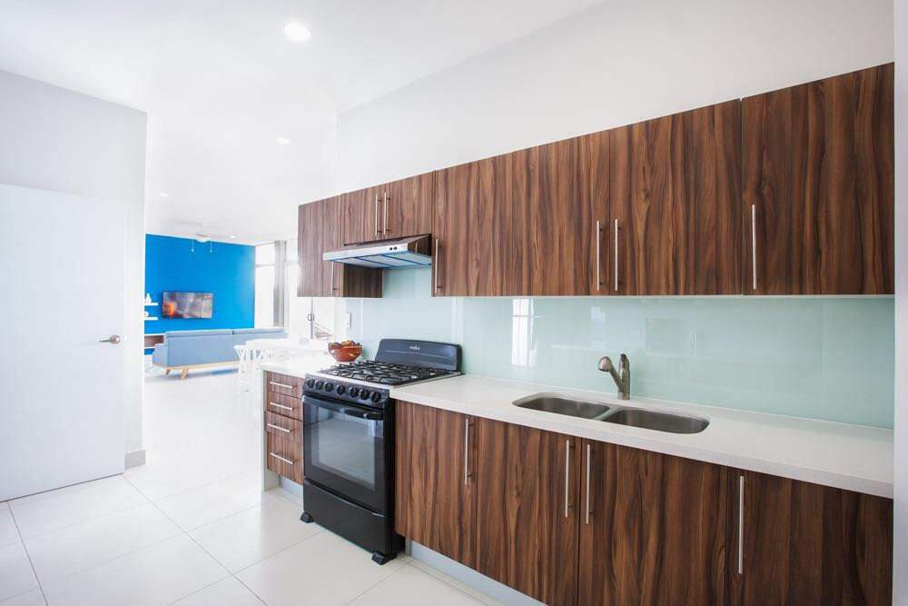 Sky House Brisas del Pacifico Kitchen