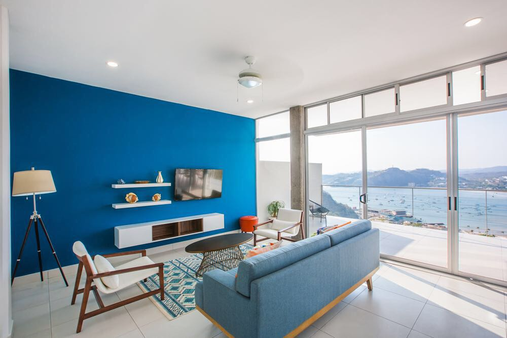 Sky House Brisas del Pacifico Living Room 2