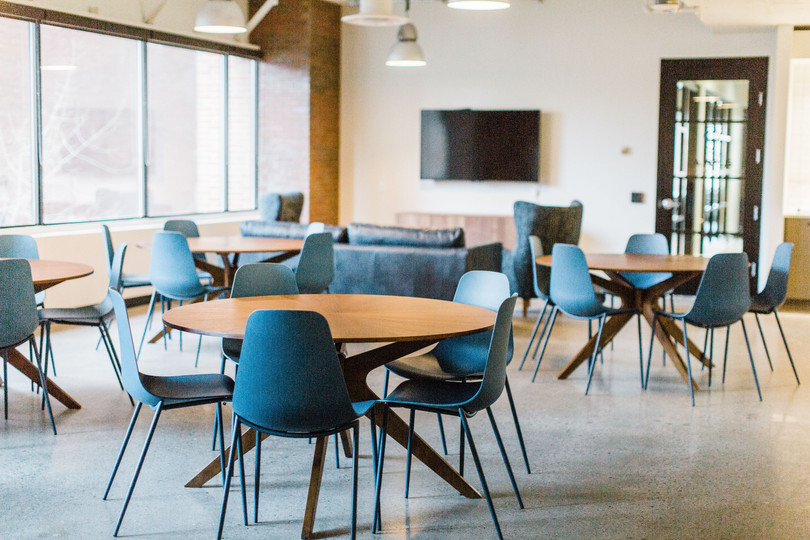 333 Campus Tenant Lounge