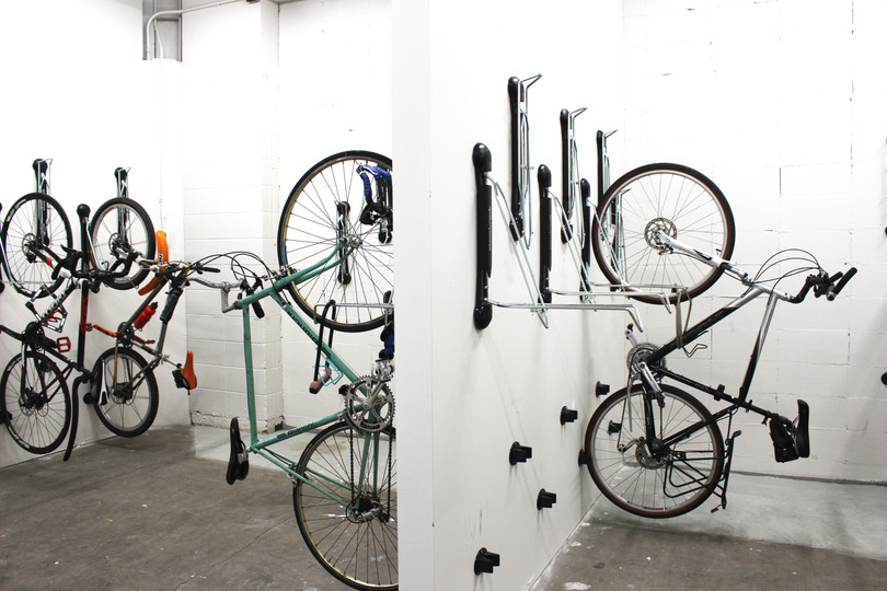 The Edison Bicycle Storage