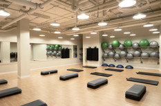 Palliser One Fitness Facility