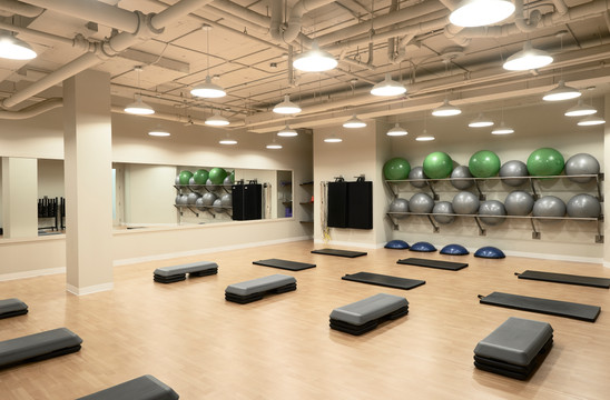 Palliser One Fitness Facility