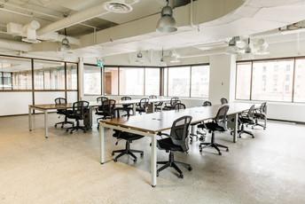 333 Campus Hot Desking