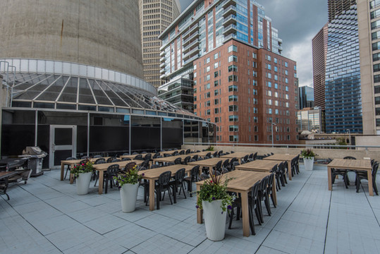 Tower Centre Patio