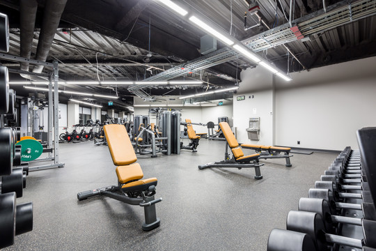 The Edison Fitness Facility