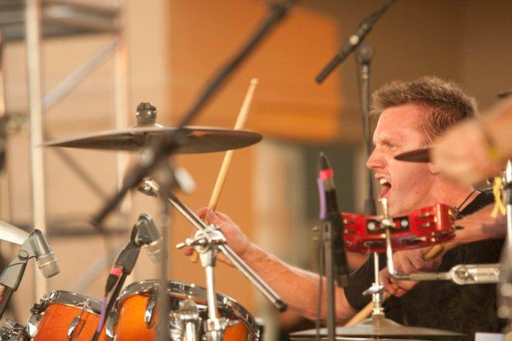 Performing at Virginia Beach