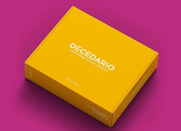 Pack 1 Decedario