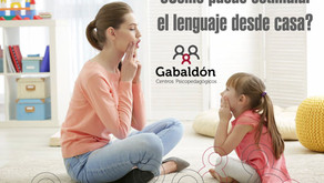 ¿Cómo puedo estimular el lenguaje desde casa?