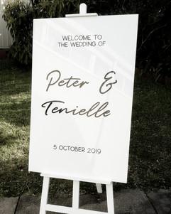 peter & tenielle