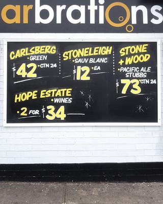 Georgetown Cellars sign painting .jpeg