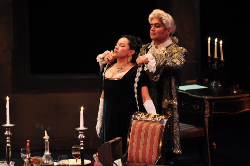 Act II, Tosca
