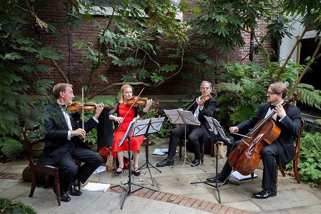 Stretto Quartet in London
