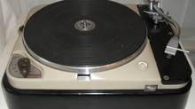 Thorens - TD 124 (Switzerland, 1957)