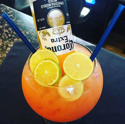Peach Corona-Rita