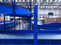 Conveyor upgrades