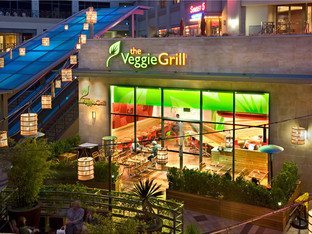 The Veggie Grill