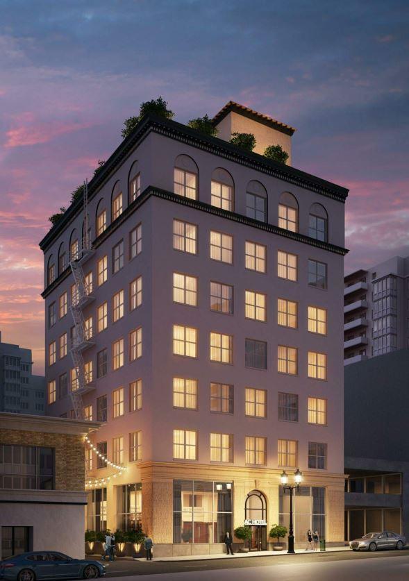 AC Hotel SF - 425 Mason