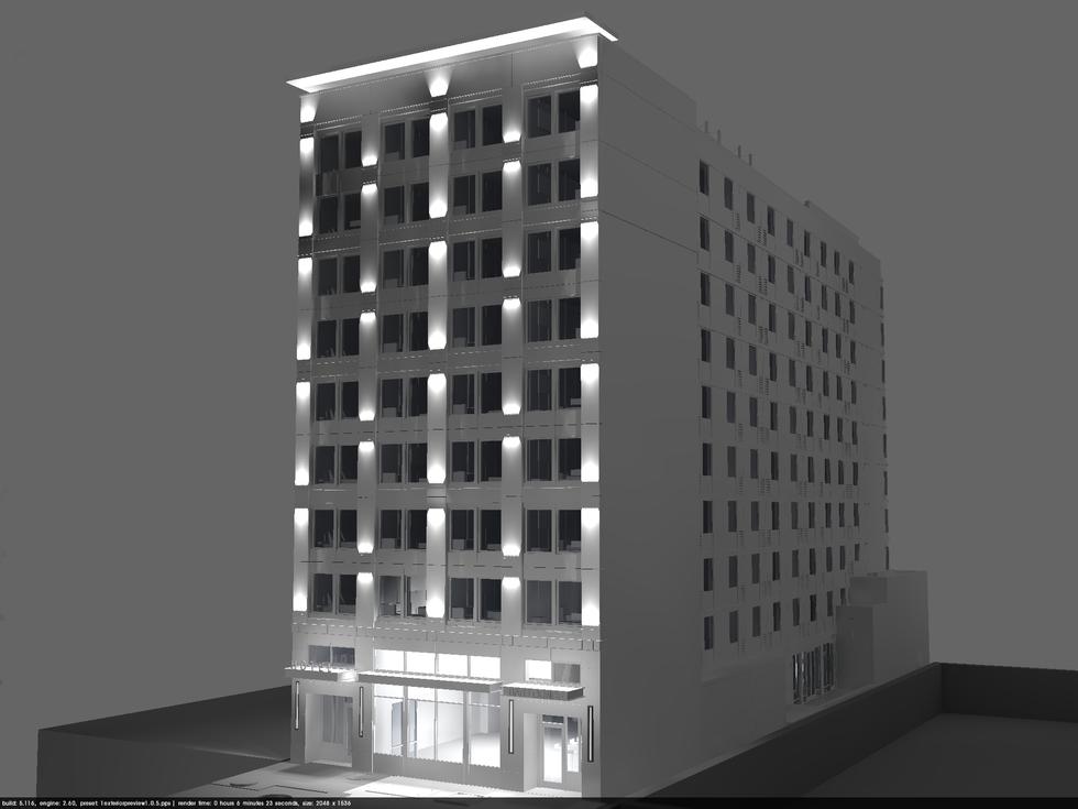 1055 Market Street Hotel