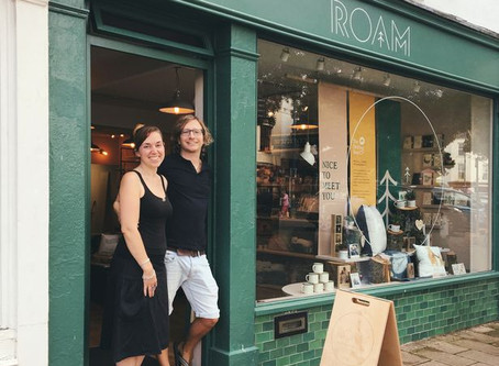 Independent award-winning business opens shop in Teignmouth