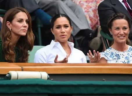 Meghan Markle gave Kate Middleton an unusual gift to 'break the ice' before royal rift