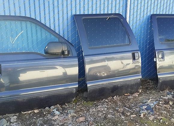 1999-2007 ford f250/f350 doors/panels/hoods