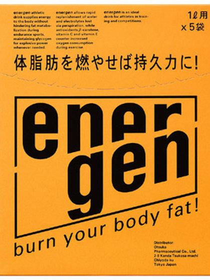 エネルゲン 1L用粉末 1箱(5袋入り)