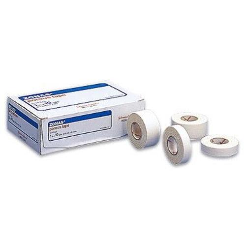 ホワイトテープ 25mm 1ケース (Johnson&Johnson ゾナス)