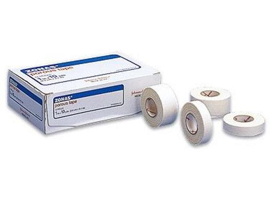 ホワイトテープ 13mm 1ケース (Johnson&Johnson ゾナス)