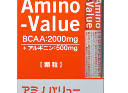 アミノバリュー サプリメントスタイル4.5g×10袋(1箱)