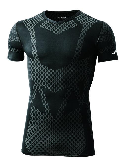 ユニVネック半袖シャツ STB-A1016