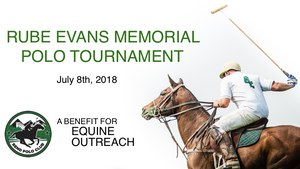 Rube Evans Memorial Polo Tournament